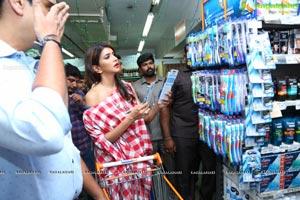 Lakshmi Manchu Big Bazaar Donation Drive