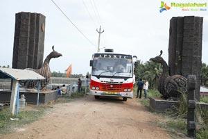 Subrahmanyapuram Working Stills