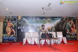 Gajendrudu Sucess Meet