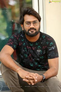 Arun Pawar at Vajrakavachadhara Govinda Press Meet