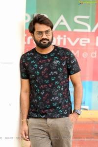 Arun Pawar at Vajrakavachadhara Govinda Press Meet
