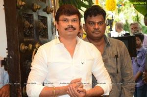Nandamuri Balakrishna-KS Ravi Kumar-C Kalyan Film Launch