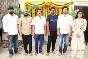 Bheeshma Movie Muhurat Photos