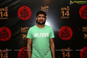 Celebs At Game Over Movie Preview