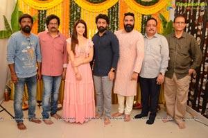 Kalyan Ram-Mehrene's Movie Opening