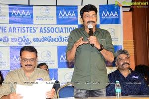 MAA Pressmeet & General Body Meeting
