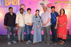 Oh Baby Movie Press Meet
