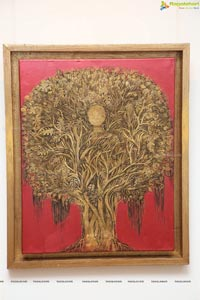 Ashwatha, The Sacred Tree by Sarla chandra
