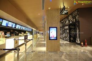 Samantha inaugurates INOX Multiplex at GSM Mall