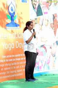 International Yoga Day Celebrations