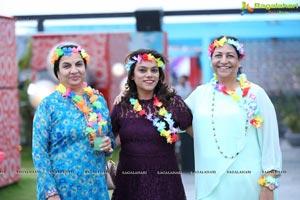 Lions Club of Petals Hawaiian Pool Party