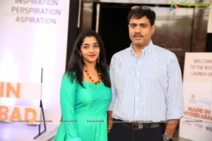 Made in Hyderabad book launch by K.T Rama Rao