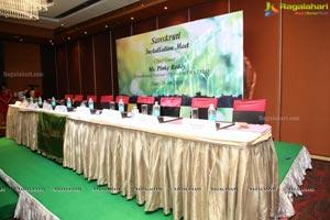 Sanskruti 33rd Installation Meet