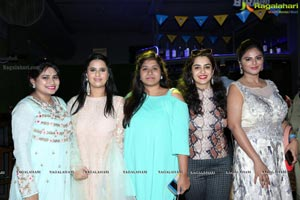 Swetha Reddy Birthday Bash