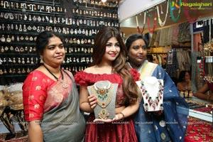 Srijitha Ghosh Launches Trendz Exhibition at Taj Krishna
