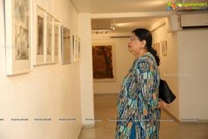 Triloka - Art Exhibition at Shrishti Art Gallery