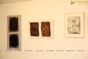 Triloka - Art Exhibition at Shrishti Art Gallery