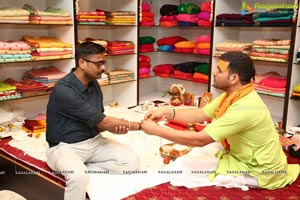 Unique Fancy Sarees Showroom Opening