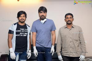 Chitram X Movie Trailer Launch By Srikanth