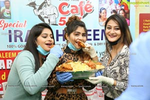 Cafe 555 Introduces Its Famous Haleem