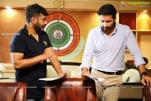 Gopichand's Seetimaarr On Location Pics