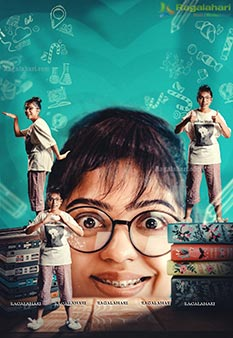 Varsha Bollamma's First Look Poster from Stand Up Rahul Without Titles