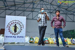 Dil Raju, others help 600 cine workers