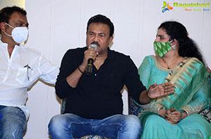 MAA President Naresh Press Meet