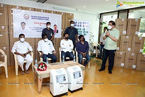 TANA Distributes over 700 Oxygen Concentrators