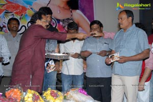 Athadu Aame O Scooter Audio Release