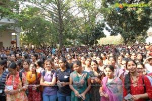 Daughter of Ram Gopal Varma Audio Release