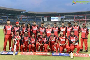 CCL Season 3 Karnataka Bulldozers WIns