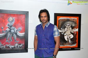 Hues of Solace Muse Art Gallery