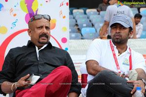 CCL3 Semifinal Kerala Strikers vs Karnataka Bulldozers
