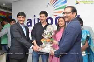 Mahesh Babu inaugurates Rainbow Hospitals