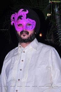 Indian Masqurade Party