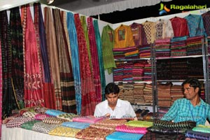 Hyderabad National Handloom Expo 2013