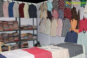 Hyderabad National Handloom Expo 2013