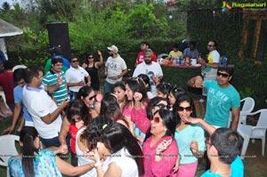Rain Dance Hyderabad