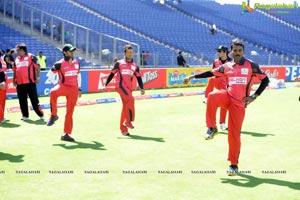 CCL 3 Telugu Warriors Vs Bhojpuri Dabanggs