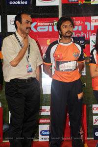 CCL3 Semifinal Telugu Warriors Vs Veer Marathi