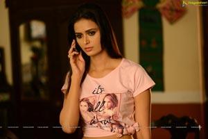 Meenakshi Dixit in Adavi Kaachina Vennela