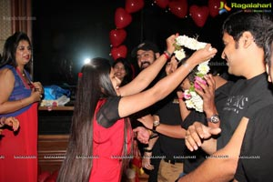 AK-Dimple Agarwal Get-Together Party