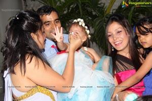 Aveka Birthday Party 2014