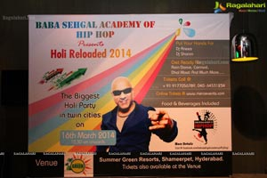 Baba Sehgal Holi Reloaded