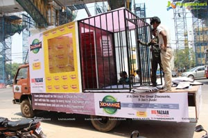 Big Bazaar Clean Hyderabad Campaign