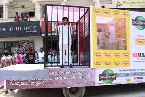 Big Bazaar Clean Hyderabad Campaign