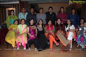 Subhash Hema Agarwal Get Together