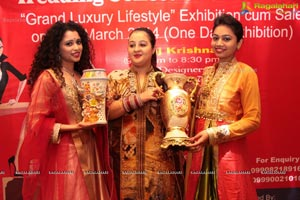 Grand Luxury Lifestyle Exhibition Curtain Raiser