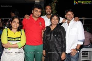 Hyderabad Businessmen Party